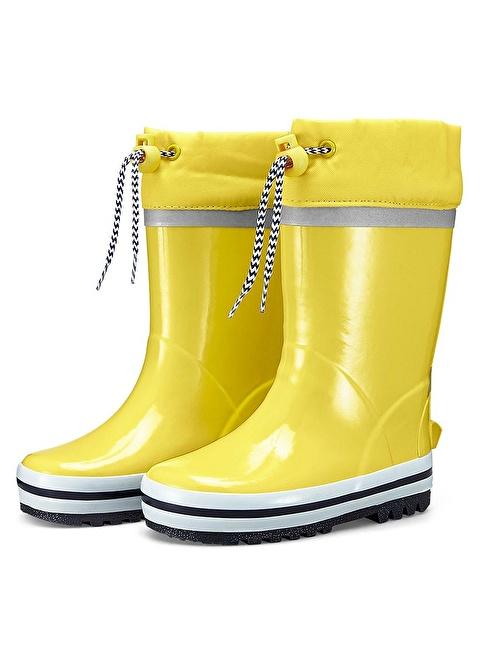Tchibo Yağmur Çizmesi Sarı